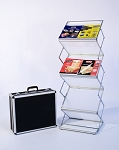 Double Double Brochure Holder