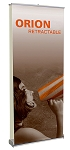 Orion Retractable Double Banner Stand
