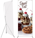 Premier-X Adjustable Banner Stand