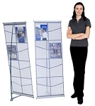Mesh Brochure Stand