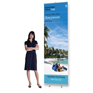 Mojito is an amazing value in a quality banner stand