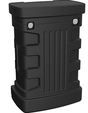 New model OOCX wheeled case